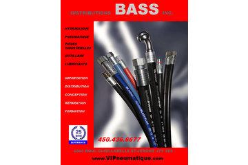 Distributions Bass Inc. Hydraulique Pneumatique in Saint-Jérôme