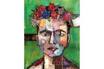 Marc Samson Artist in Montreal: Frida