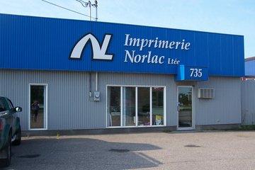 Imprimerie Norlac Ltee à Saint-Félicien: Imprimerie Norlac