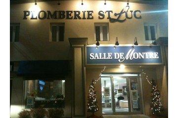 Centre De Plomberie St-Luc Inc