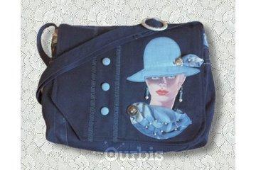 Filart création à Drummondville: Miss Blue: 95$