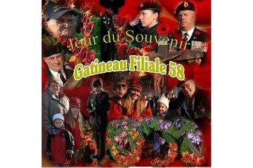 Legion Royale Canadienne - Filiale Pointe-Gatineau 58 à Gatineau