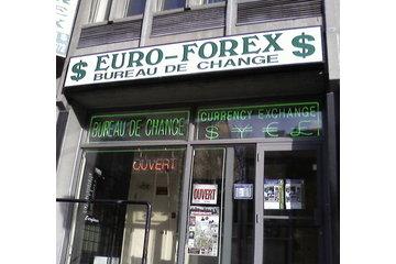 Euro Forex à Montréal