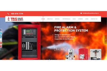 TAS Fire and security