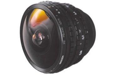 Kremlin Optics in North York: Fisheye Lenses