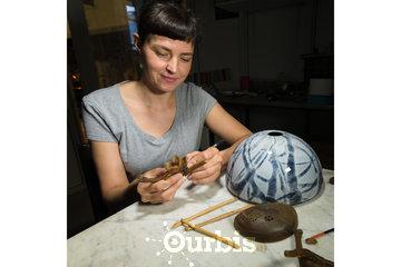 Atelier Welmo s.e.n.c. à Ste-Julie: Caroline Ouellette créatrice verrier