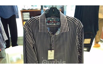 Johnmichael Menswear in Delta: Snappy & snazzy shirt