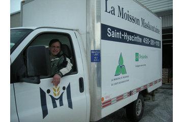 La Moisson Maskoutaine à Saint-Hyacinthe: Cueillette