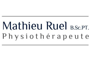 Mathieu Ruel physiothérapeute