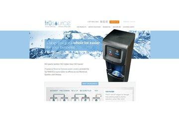 Trusource H2O Canada Inc. à Lachine: Trusource