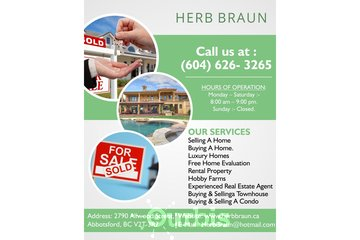 Herb Braun - Landmark Realty