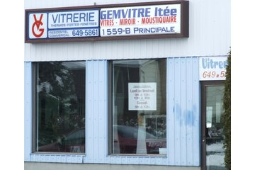 Gemvitre Ltée in Sainte-Julie