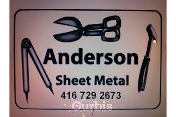 Anderson Sheet Metal 416 729 2673
