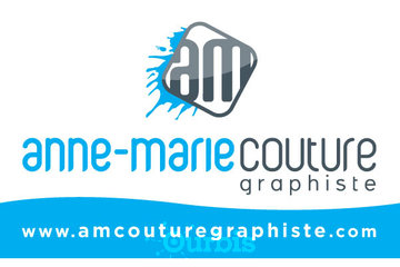 Anne-Marie Couture, graphiste