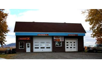 Atelier Mécanique J G Caron (1993) Enr in Saint-Mathieu-de-Beloeil: Facade Garage Mécanique Faucher