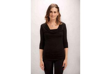 Vêtements d'allaitement Momzelle à Montréal: Le chic 3/4 d'allaitement de Momzelle (50$)