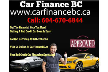 Car Finance BC Bad Credit Loans