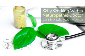 Annex Naturopathic Clinic in Toronto: Working with a naturopath