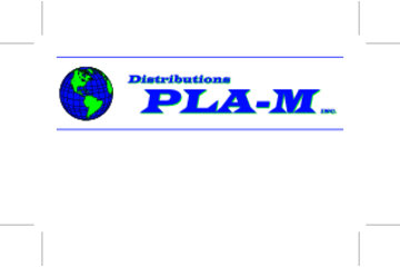 Distributions PLA-M Inc