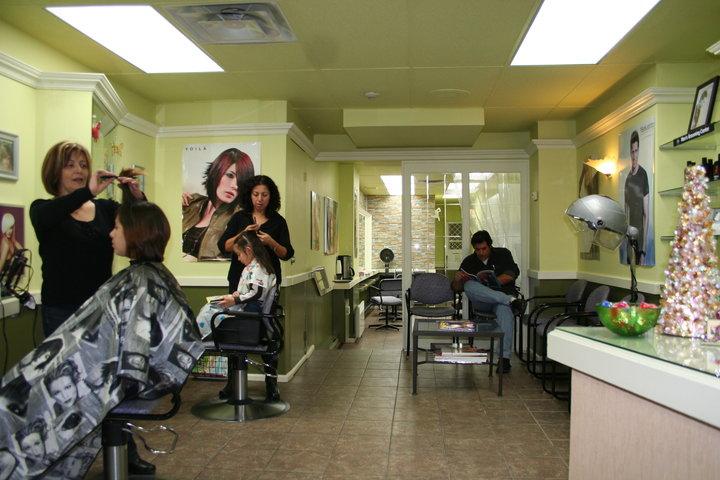 Salon De Coiffure Verseau, Montréal QC Ourbis