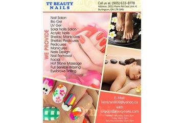 TT Beauty Nails Spa | Bio Gel Burlington