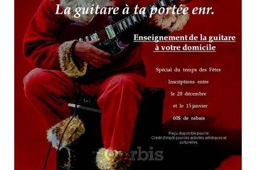 La guitare à ta portée in Trois-Rivieres: Spécial de Noël