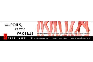 Star laser Inc in Montréal