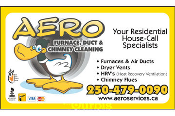 Aero Furnace, Duct and Chimney Cleaning in Victoria