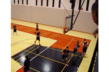 Collège St Jean Vianney in Montréal: Gymnase double du Collège privé St-Jean-Vianney à Montréal