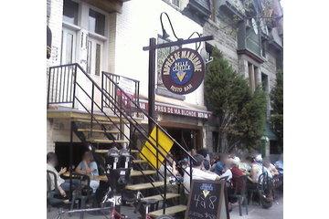 Restaurant Auprès De Ma Blonde