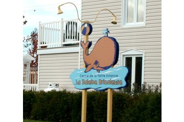 Centre de la Petite Enfance la Baleine Bricoleuse
