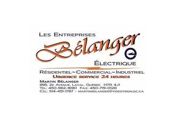Entreprises Belanger Electriques