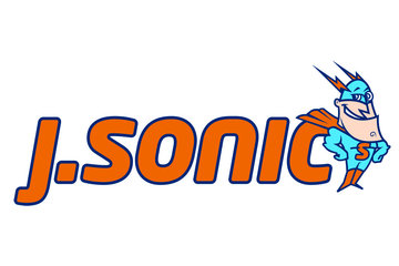 J Sonic Services Inc à Saint-Laurent: Logo man
