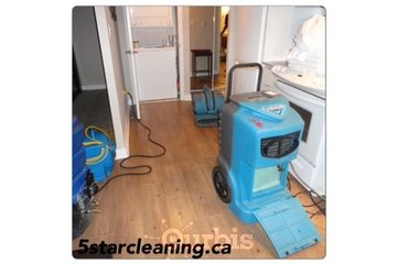 5 Star Cleaning, 24/7 Water Damage Restoration in Richmond Hill: Flood Emergency services