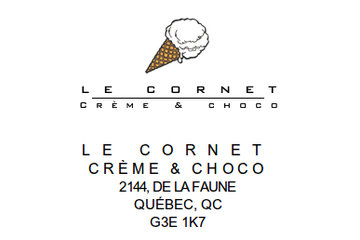 Le Cornet Crème & Choco