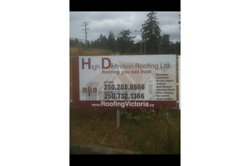 High Definition Roofing Ltd. Victoria