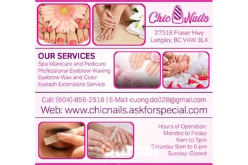 Nail File and Polish Aldergrove, BC | Chic Nails