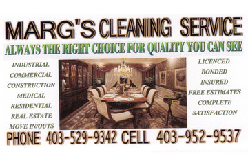 MARG'S CLEANING SERVICE