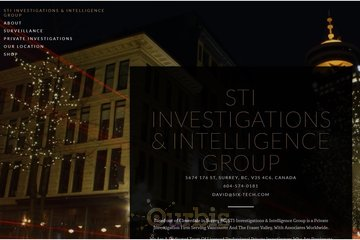 STI Investigations and Intelligence Group