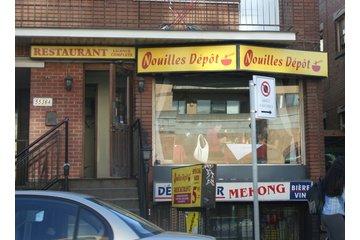 Restaurant Nouilles Depot à Montréal
