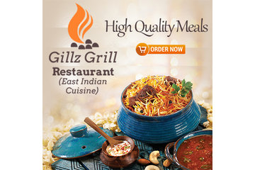 Gillz Grill - Best North-South Indian Food from Healthy Restaurant Calgary