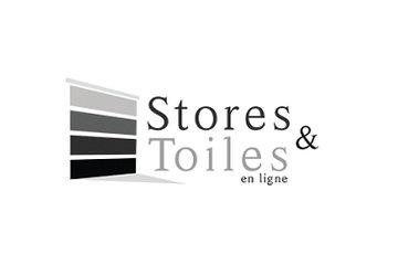 Stores & Toiles en ligne