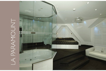Hotel Le Rivage à Rosemère: chambres luxueuses