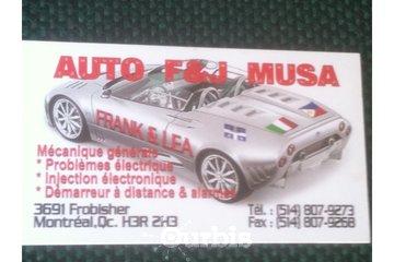 Auto F & J Musa Enr
