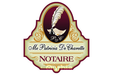 Me Patricia De Charette, notaire à Charette
