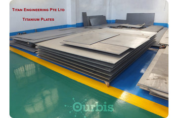 TITAN ENGINEERING PTE LTD in toronto: Titanium Metal Plates