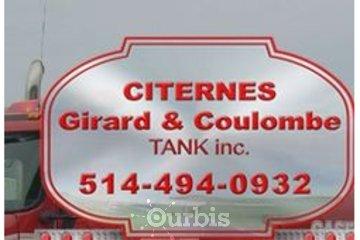 Citernes Girard Et Coulombe Inc à Montréal: Citernes