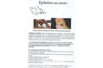 Salon d'Esthetique Entre-Nous Enr in Saint-Georges