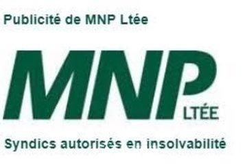 MNP Ltée - Syndic Autorisé en Insolvabilité - Montréal Nord