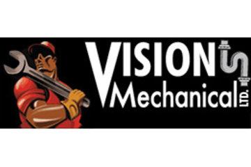Vision heating & plumbing